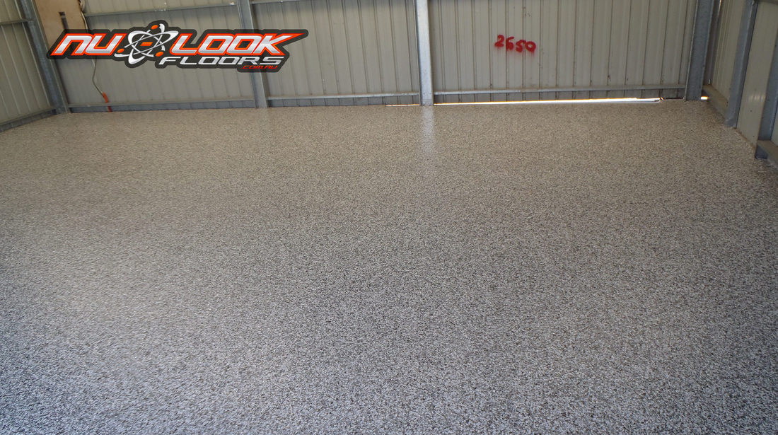 Nulook floors adelaide south nulook flooring for Garage flooring adelaide